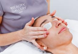 the beauty gallery facial